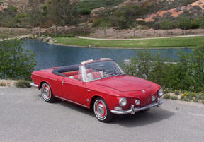 Lee Hedges T-341 Cabriolet Replica
